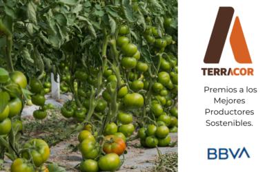 Recibimos el premio BBVA a los Mejores Productores Sostenibles